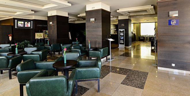 Rosslyn Central Park Hotel Sofia - Σόφια - Σαλόνι ξενοδοχείου