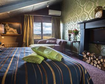 Rusticae Hotel Cardamomo Siguenza - Carabias - Bedroom