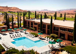Courtyard by Marriott Page at Lake Powell - Page - Bâtiment