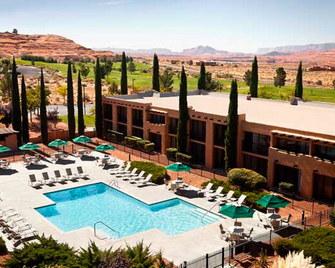 Courtyard by Marriott Page at Lake Powell - Пейдж - Building