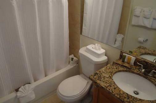 荷里活海灘克魯斯港度假酒店 - 荷里活 - 好萊塢 - 浴室