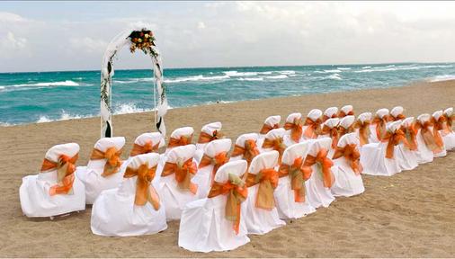 荷里活海灘克魯斯港度假酒店 - 荷里活 - 好萊塢 - 宴會廳