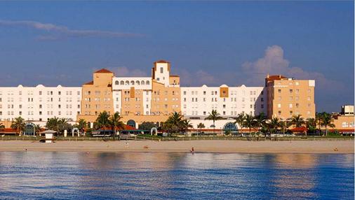 荷里活海灘克魯斯港度假酒店 - 荷里活 - 好萊塢 - 建築