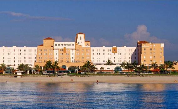 Hollywood Beach Resort Cruise Port 58
