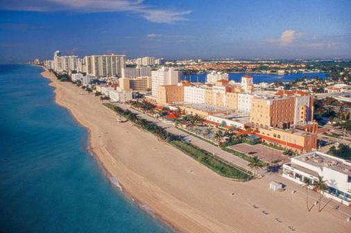 荷里活海灘克魯斯港度假酒店 - 荷里活 - 好萊塢 - 海灘