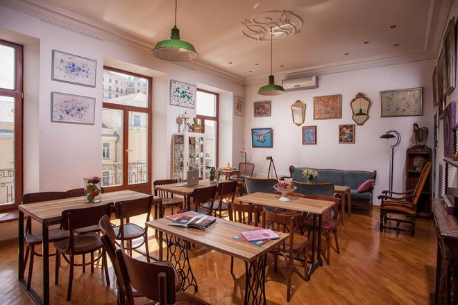 Esther House - Odesa - Lobby