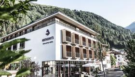 Anthony's Life & Style Hotel - Sankt Anton am Arlberg - Building