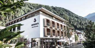 Anthony's Life & Style Hotel - Sankt Anton am Arlberg - Gebouw