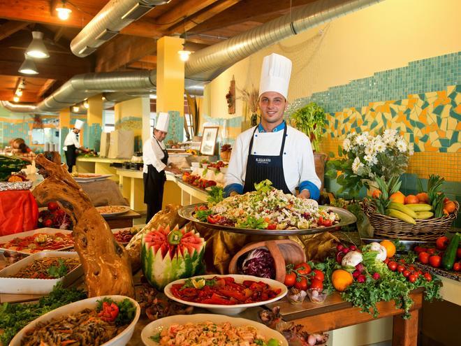 Serenusa Village - Licata - Food