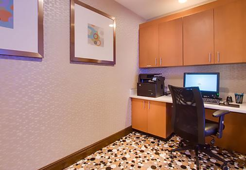SpringHill Suites by Marriott Orlando Lake Buena Vista South - Kissimmee - Business centre