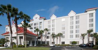 SpringHill Suites by Marriott Orlando Lake Buena Vista South - Kissimmee - Gebäude