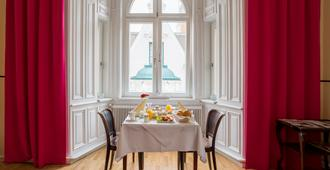 Hotel Columbia - Vienna - Dining room