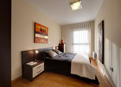 Bilbao Apartamentos Atxuri - Bilbao - Camera da letto