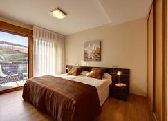 Bilbao Apartamentos Atxuri - Bilbao - Habitación