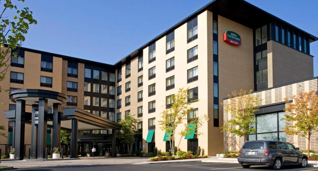 Hoteller i nærheten av Boston City Hall (Boston) KAYAK