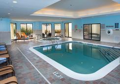 波士頓南萬怡酒店 - 波士頓 - 波士頓 - 游泳池