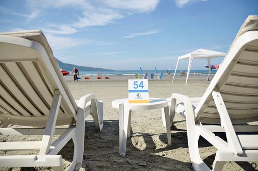 Vistabela Resort - São Sebastião - Beach