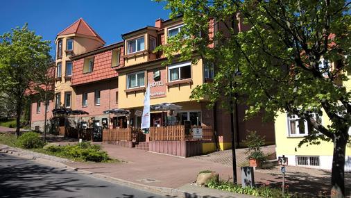 Hotel Auerhahn - Quedlinburg - Vista del exterior