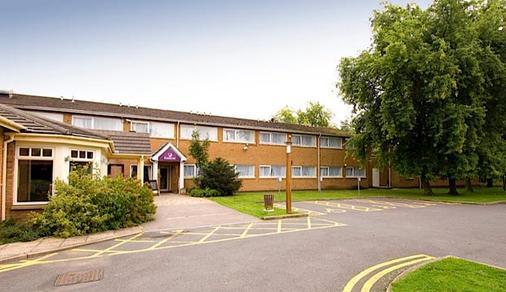 Premier Inn Leicester - Forest East - Leicester - Building