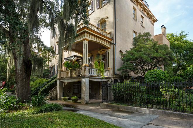 The Gastonian, Historic Inns Of Savannah Collection - Savannah - Building