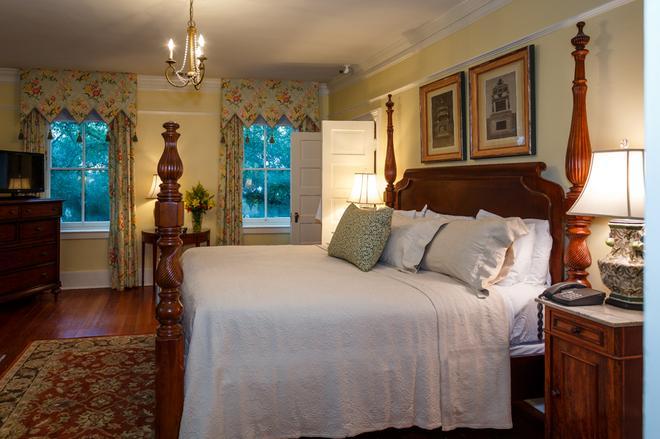 The Gastonian, Historic Inns Of Savannah Collection - Savannah - Bedroom