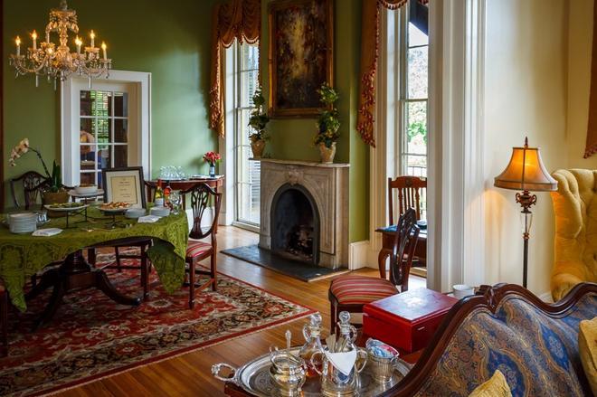 The Gastonian, Historic Inns Of Savannah Collection - Savannah - Lounge