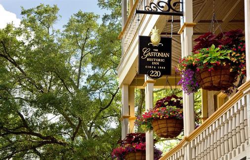 The Gastonian, Historic Inns Of Savannah Collection - Savannah - Parveke