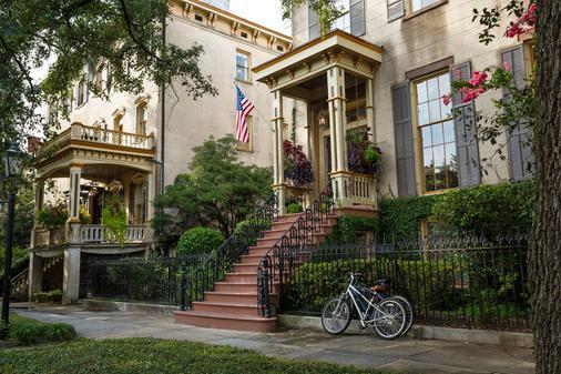 The Gastonian, Historic Inns Of Savannah Collection - Savannah - Rakennus