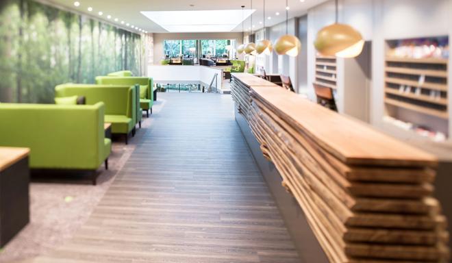Ringhotel Munte am Stadtwald - Bremen - Recepción