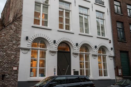 B&B De Bornedrager - Bruges - Toà nhà