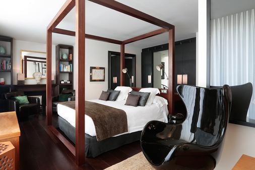 普利策巴塞隆拿酒店 - 巴塞隆拿 - 巴塞隆納 - 臥室