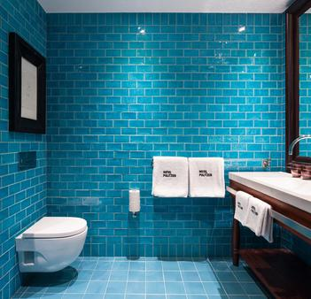 普利策巴塞隆拿酒店 - 巴塞隆拿 - 巴塞隆納 - 浴室