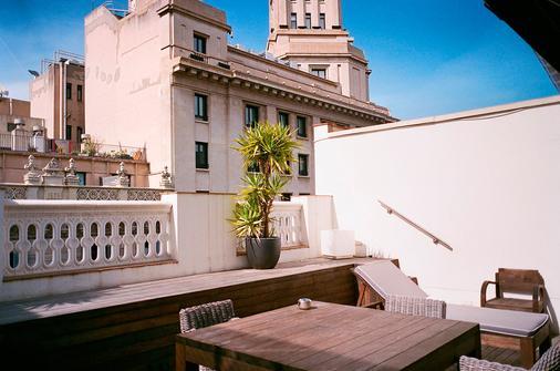 普利策巴塞隆拿酒店 - 巴塞隆拿 - 巴塞隆納 - 陽台