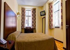 Hotel Duas Nacoes - Lissabon - Makuuhuone