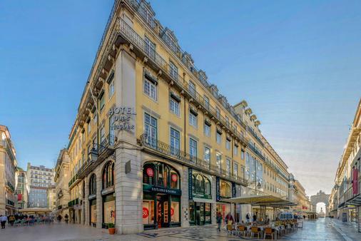 Hotel Duas Nacoes - Lissabon - Rakennus