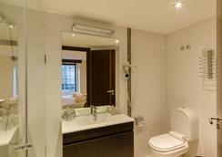 Hotel Duas Nacoes - Lissabon - Kylpyhuone