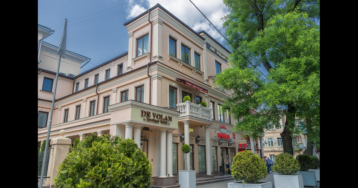 De Volan Boutique Hotel $53 ($̶8̶5̶)  Odessa Hotel Deals & Reviews