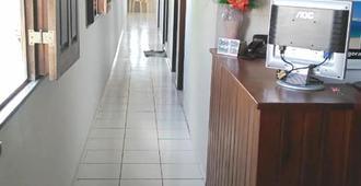Pousada Dunas Center - Barreirinhas - Front desk