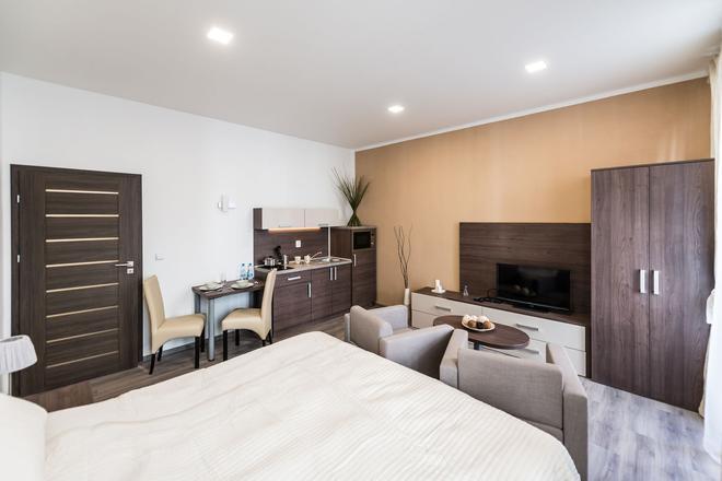 Hotel Residence Spalena - Praha - Makuuhuone