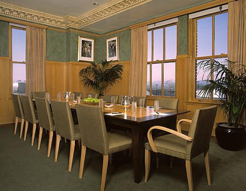 Hotel Teatro - Denver - Phòng ăn