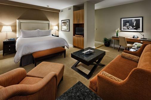Hotel Teatro - Denver - Phòng ngủ