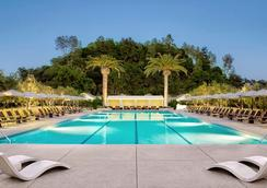 Solage, An Auberge Resort - Calistoga - Uima-allas