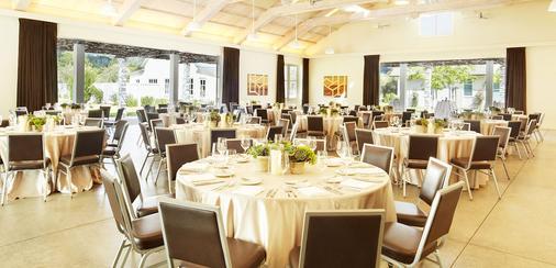 Solage, An Auberge Resort - Calistoga - Juhlasali
