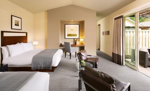 Solage, An Auberge Resort - Calistoga - Makuuhuone