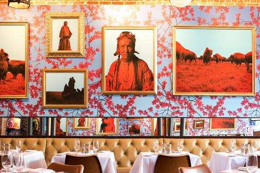 21c Museum Hotel Louisville - MGallery - Louisville - Restaurant