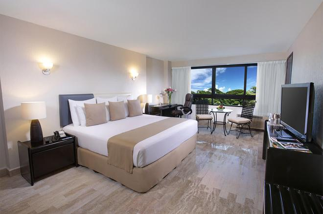 Smart Cancun By Oasis - Cancún - Schlafzimmer