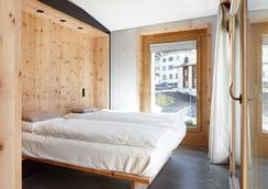 Alpine Lodge Chesa Plattner - Pontresina - Bedroom