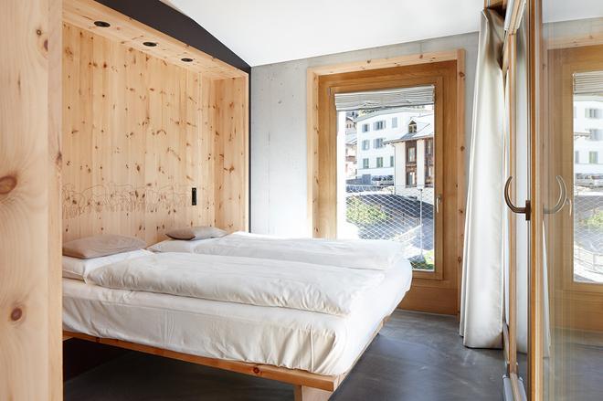 Alpine Lodge Chesa Plattner - Pontresina - Makuuhuone