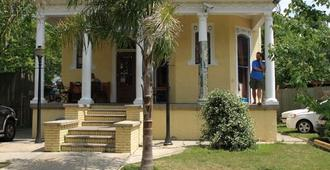 India House Backpackers Hostel - New Orleans - Building