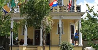 India House Backpackers Hostel - ניו אורלינס